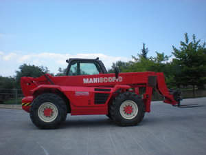 MANITOU MT1337SL TURBO